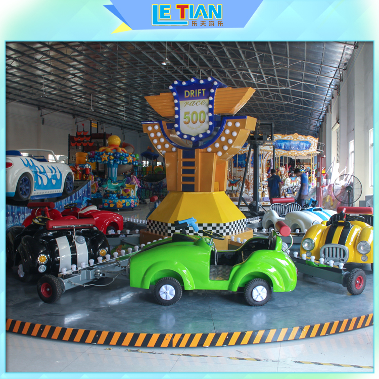 Popular Equipment for kids Amusement Park Self Control Plane for sale