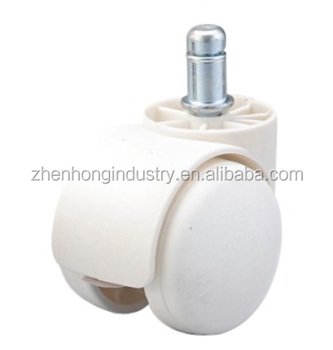 50mm best selling white chair caster chair wheell in chair - Chair Casters