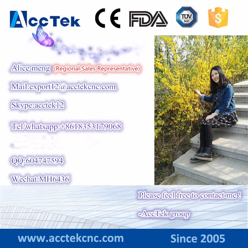 ATC CNC router Acctek