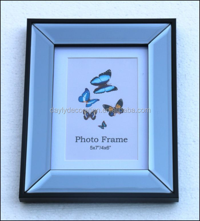 5x7 mirror art frame is well received stylish funny photo frames