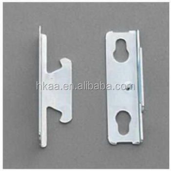 Curtain Rod Wall Brackets Track