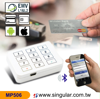 Mp506 Emv Bluetooth Mpos Cho Ios Và Android Sdk - Buy Product on Alibaba com
