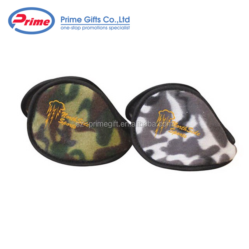Custom Logo Printed Earmuffs/Ear Muff for Cold Weather