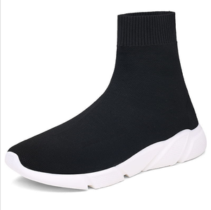 cheap casual designer fashion sneakers running men sports sock shoes