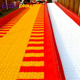 PP synthetic snow carpet for indoor outdoor ski slope