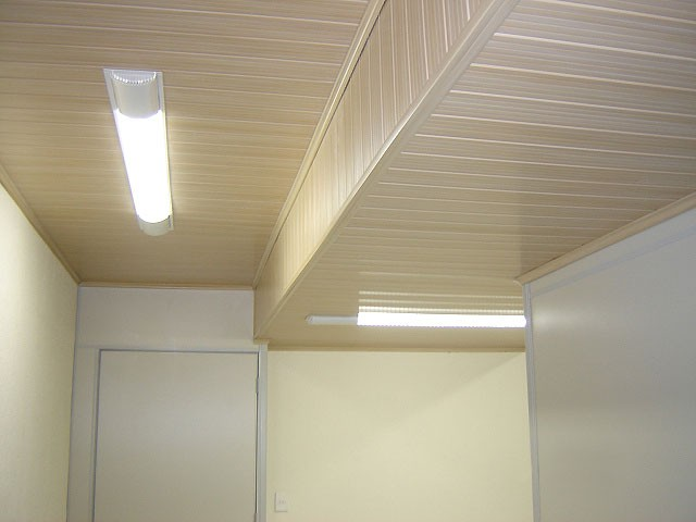 Bathroom Plastic Fiber Board Pvc Suspended Ceiling Tiles In China
