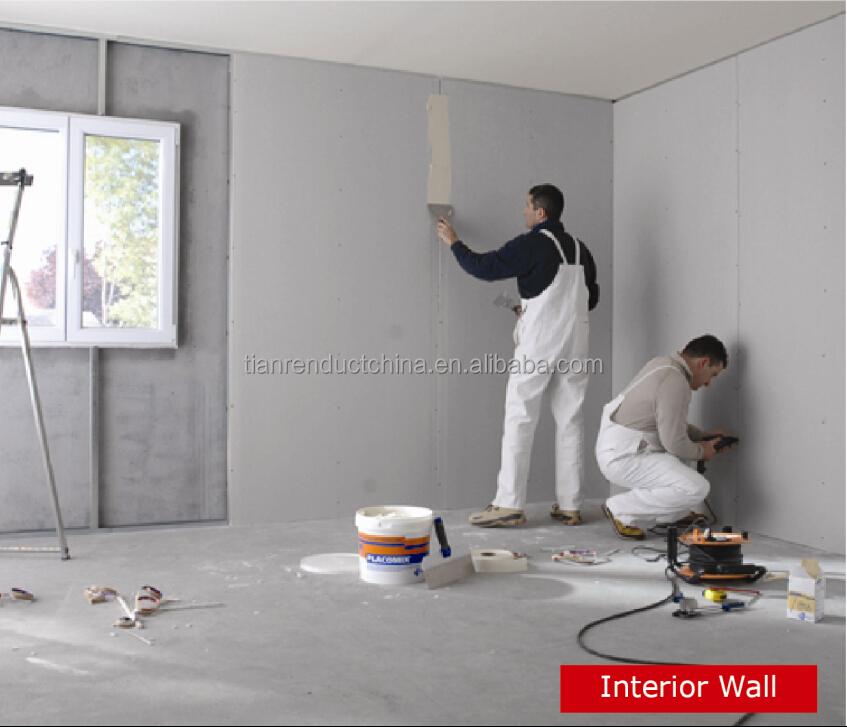 Reinforced fiber cement board cfc cement board partition - Florida building code interior walls ...