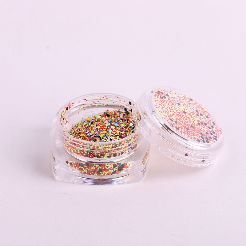 Pinpai brand newest Sale Nail Art salon Acrylic Powder Nail Glitter Powder