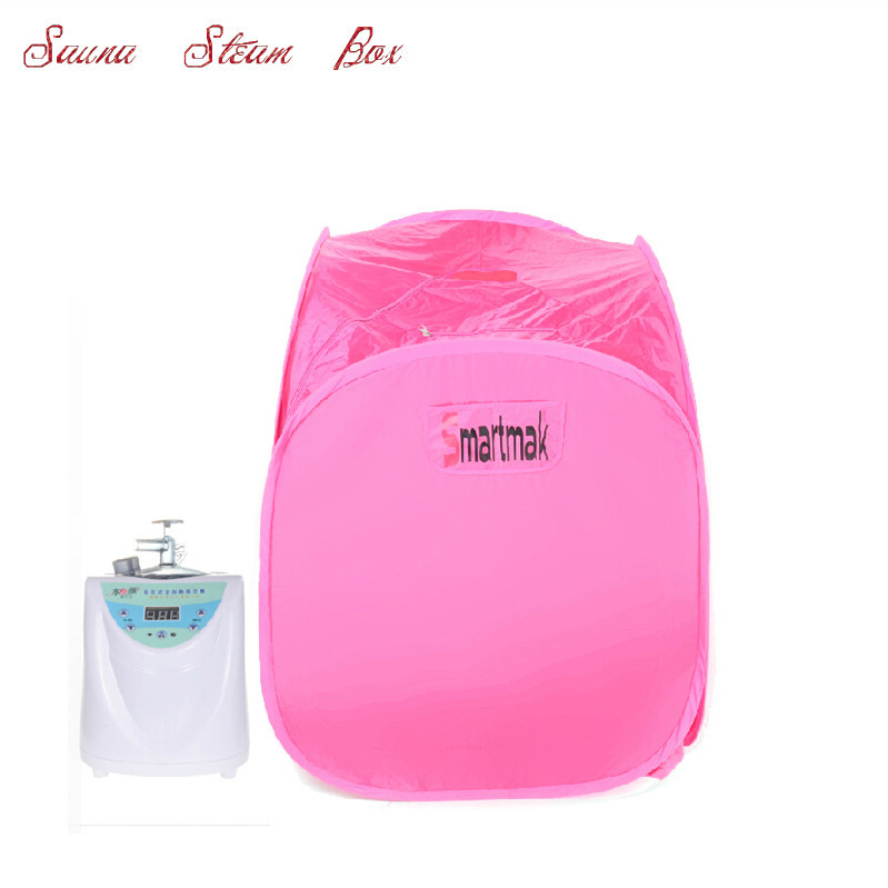 Get Quotations · NEW Products One Person Portable Steam Sauna Room Home  Steam Sauna Box Portable Steam Sauna Tent