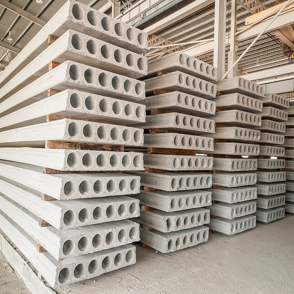 Precast Hollow Core Slab : Slabs lifting equipment prestressed precast concrete