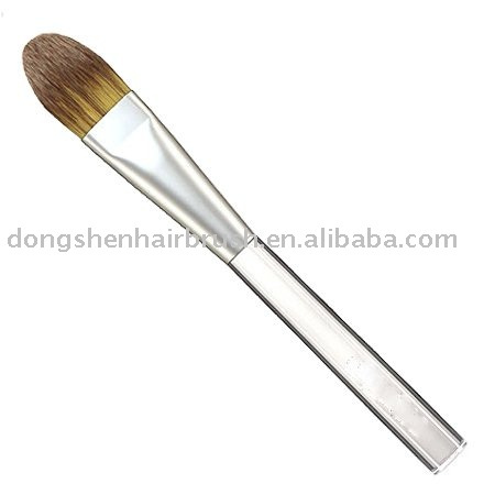 professional cosmetic foundation brush,brocha de maquillaje