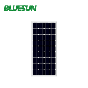 Bluesun A grade solar cell solar panel mono 100w solar panel 18v battery charger