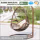 HJ-7#-2 Bamboo Wicker Outdoor Swing Egg Chair