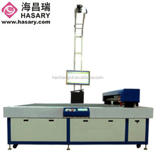 Widely used laser cutting machine/ co2 laser cutting machine for asics running shoes