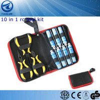 canvas pouch packing 10 pcs Helicopter rc tools kit