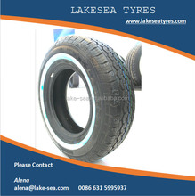 Yinbao tire brand Radial Car Tires from China 195R15C BSW