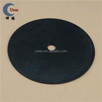 Black Rubber Round Flat seal Gasket