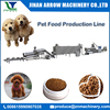 CE ISO certificate dog food process plant