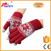 Wholesale Popular Personalized Winter Touch Phone Screen Gloves