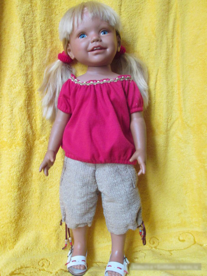 Custom American Girl Doll Online Doll Dress Up Girl 18 Inch Full ...