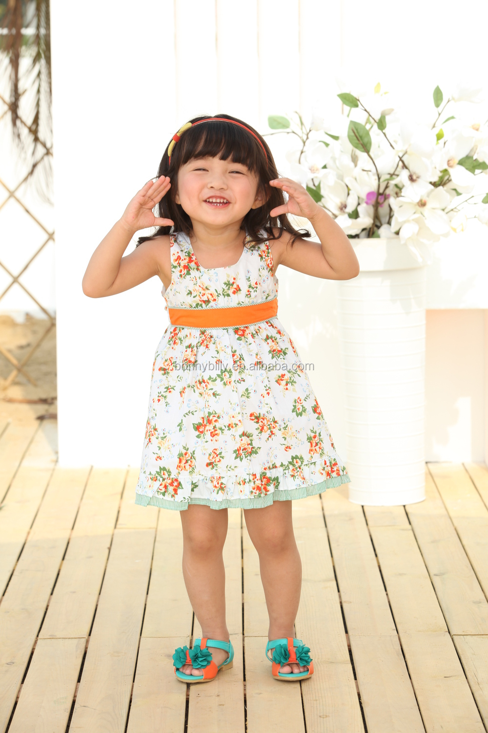 A dress makes the perfect present she can wear to the party. Bring on the ruffles and tulle skirts from Sweet Heart Rose and Carter's collections of baby girls' dresses. Check out fun sparkly styles with sequins and rhinestone embellishments from Rare Editions.