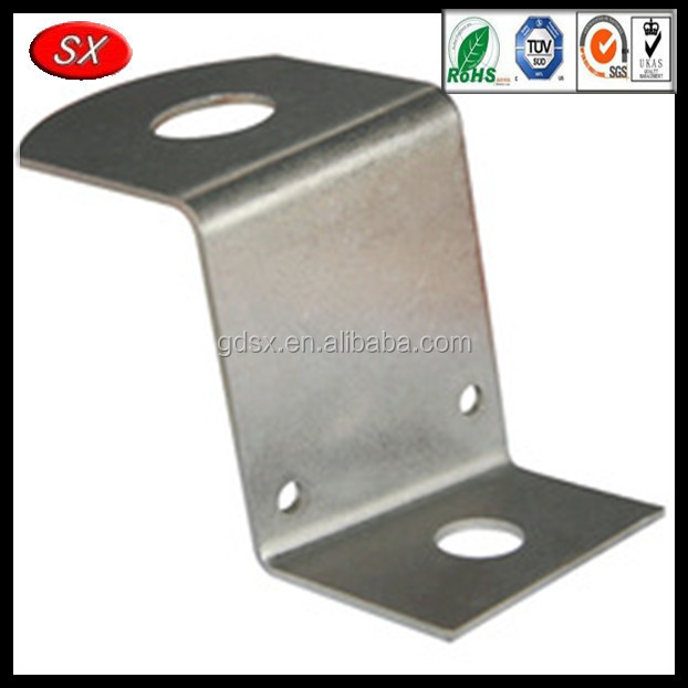 Metal Pole Clamp Bracket,Mounting Bracket For Light Fixture,Oem ...
