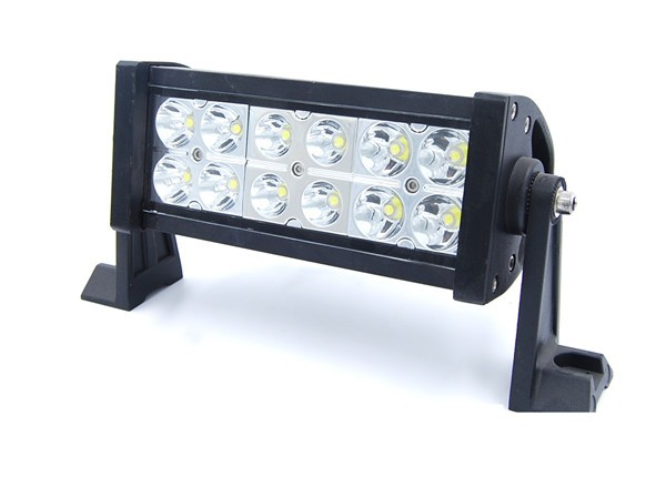 Wholesale PMMA lens 6000K 36W DC 10-30V car led light bar