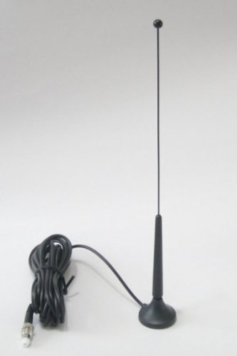 AT&T Unite Sierra Wireless Aircard 770s AC770s Mobile Hotspot external magnetic antenna & antenna adapter cable 3db