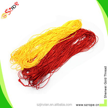 Hot Sale 100% Polyester braided satin cord