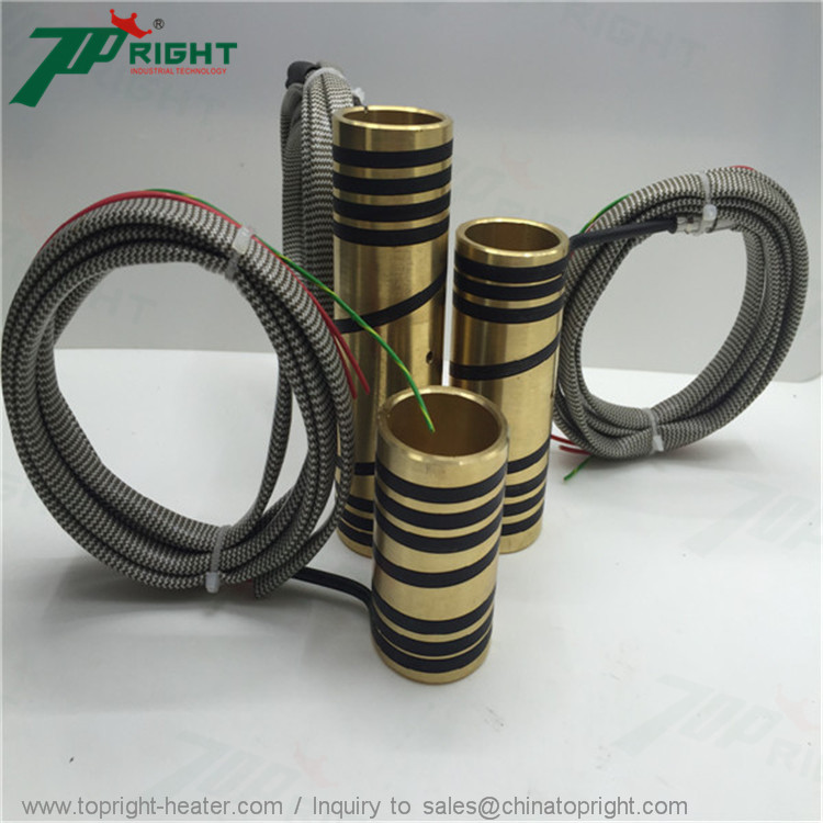 230V Industrial Hot Runner sealed-nozzle Coil <strong>Heater</strong>