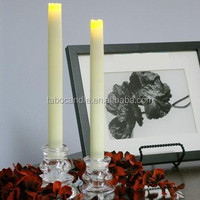 Battery Operated Taper Candle With Timer - Buy Battery Operated ...