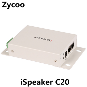Based Sip Audio System Zycoo Ispeaker C20 Poe Sip Speaker - Buy Sip Audio  Speaker,Zycoo C20,Beast Audio Speaker Product on Alibaba com