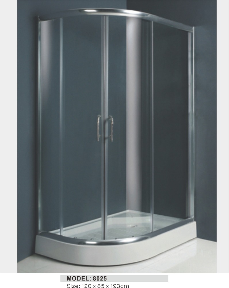 Cheap Free Standing Glass Shower Enclosure And Shower Room - Buy ...