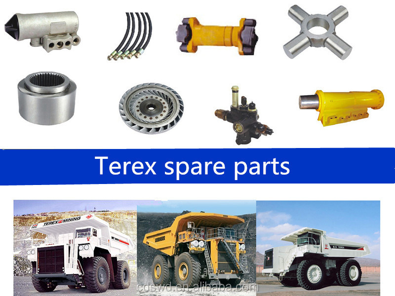 List of Synonyms and Antonyms of the Word: terex parts