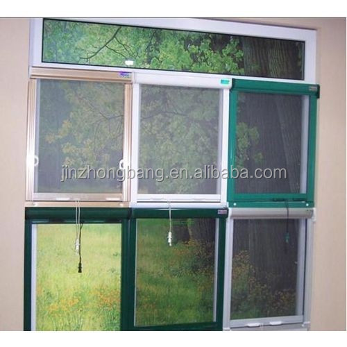 Superb 120g White Fiberglass Window Screen/Retractable Insect Screens/Bathroom  Window Screens