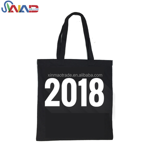 wholesale China factory custom made organic cotton canvas tote calico bag bulk