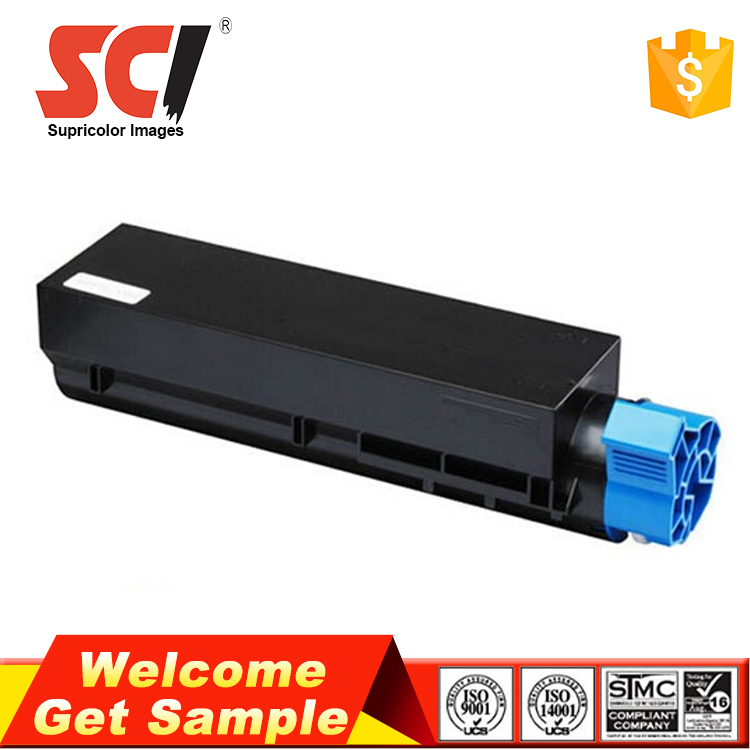 Comptatible toner cartridge 45807103 for B412 432 MB472 492 562