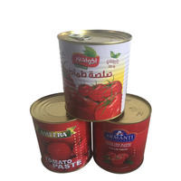 2019 Canned Tomato Paste, Super Quality 800G Tomato Paste Food Factory