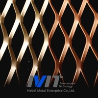 Building Materials Expanded Metal for Screens