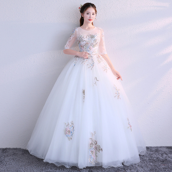 L&z China Ladies Long Gowns Latest Wedding Gown Designs,Lace Wedding ...