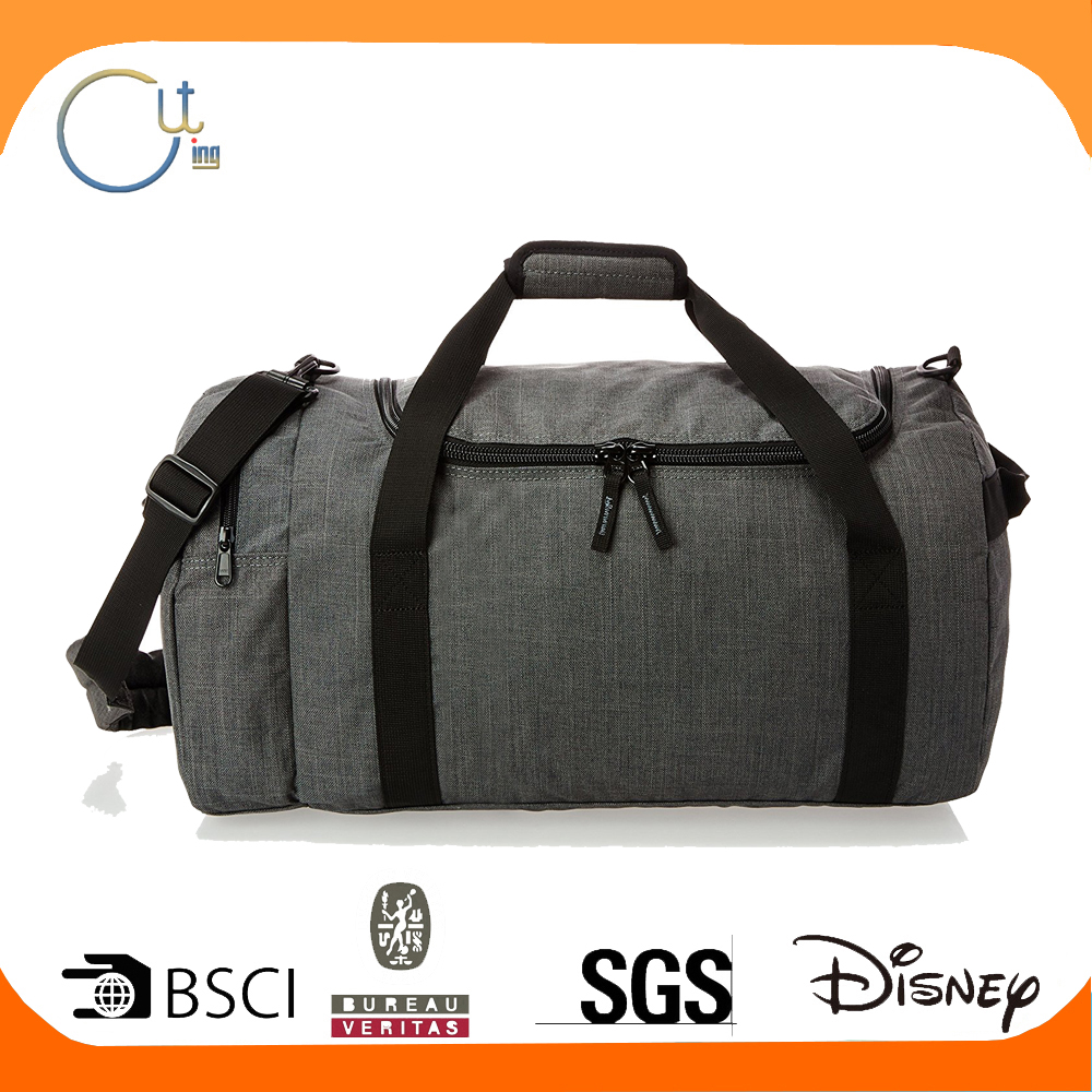 Travel Sports Duffel Bag For Gym Used with Shoe Compartment