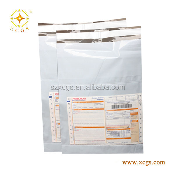 36afd0393a87 Plastic Satchels Poly Mailer  Poly Printed Envelopes Custom Logo   DHL  Courier Clothing Mailing Bags