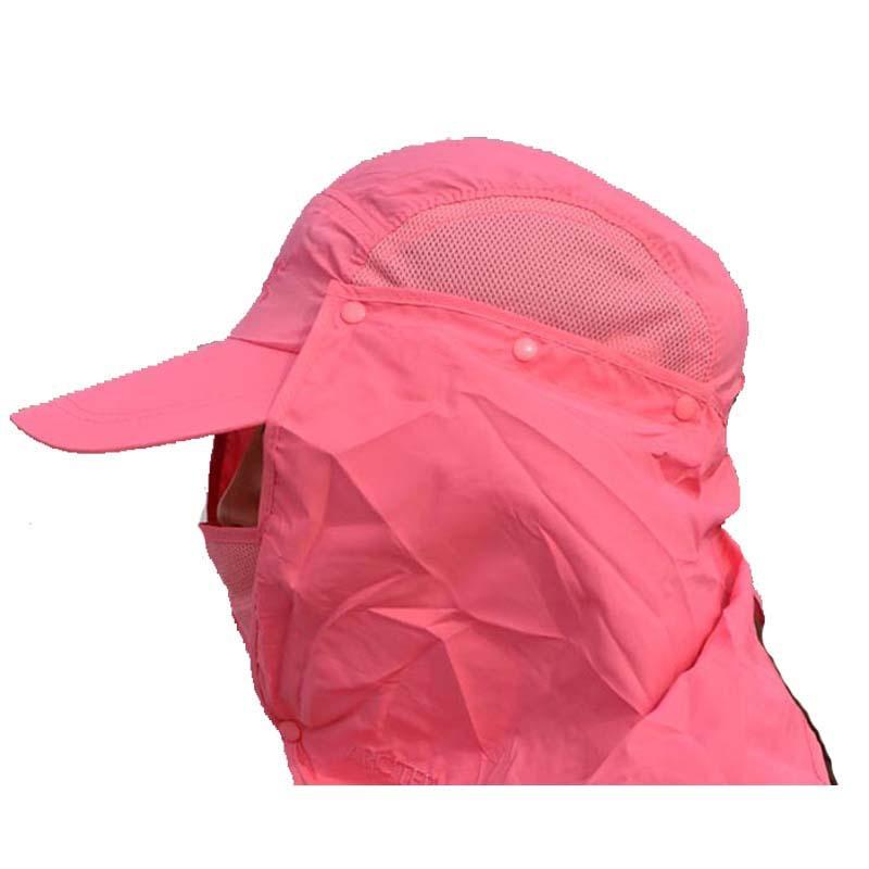 43925478860 Hunting Hat for Women UV Protection Sun Block Detachable Multicolor  Baseball Cap for Women Mountain climbing