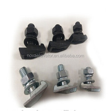 Hot Selling Rail Clip Elevator Part,T Type Guide Rail Clips