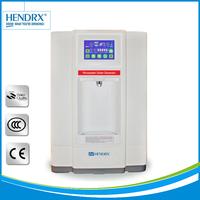 family electric desk top mini water dispenser cooler with fridge