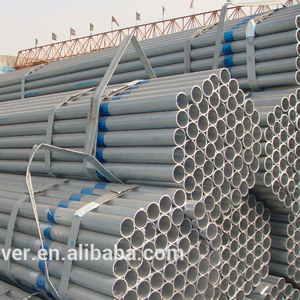 erw gi pipe/galvanized steel pipe/piping metal material!galvanized steel timbering
