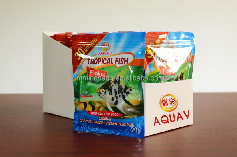 Préférence Aquarium Fish Food Aquav 20g Tropical Fish Flakes - Buy Tropical  DK73