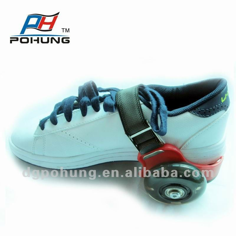 roller blades that attach to shoes