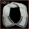Fashion beaded rhinestones fake removable blouse shirt collar design BK-CL319