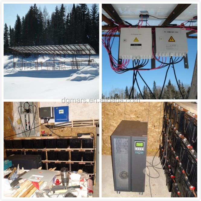 solar kit off grid 3kw 5kw 15kw mono solar panel 1kw 2kw whole house solar